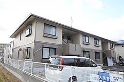 兵庫県伊丹市瑞原1丁目の賃貸アパートの外観