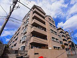 千葉県柏市中新宿1丁目の賃貸マンションの外観