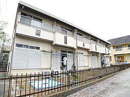千葉県松戸市西馬橋蔵元町の賃貸アパートの外観