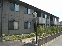 メゾンボヌールII[2階]の外観