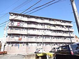 Kボヌール[2階]の外観