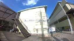 萩原ハイツ[1階]の外観