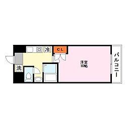 RacoonD3〜ラクーンディースリー〜[1階]の間取り
