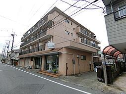 粟沢マンション[406号室]の外観
