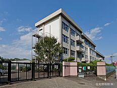 八王子市立ひよどり山中学校 距離290m