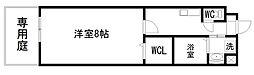 仮)クレドール京都洛南[1階]の間取り