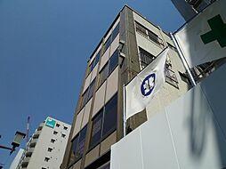 南銀ビル[3階]の外観