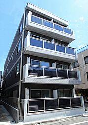 The Rooms武蔵小山[4階]の外観