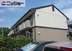 コートVEGA B棟[1階]の外観