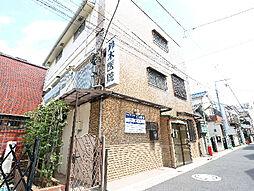 福田荘2[1号室]の外観