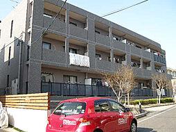 愛知県尾張旭市渋川町3丁目の賃貸マンションの外観