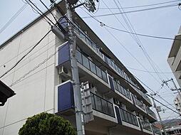 住吉ライフパンション[4階]の外観