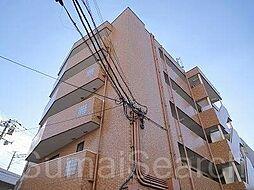大阪府堺市中区学園町の賃貸マンションの外観