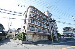 大阪府摂津市浜町の賃貸マンションの外観