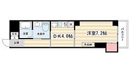 仮称)西院平町新築マンション[103号室]の間取り
