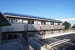 岐阜県各務原市那加太平町1丁目の賃貸アパートの外観