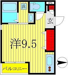 新柏駅 5.5万円