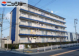 子持松コーポ[5階]の外観