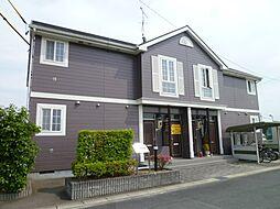 静岡県浜松市中区西丘町の賃貸アパートの外観