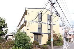 東京都府中市四谷1丁目の賃貸アパートの外観