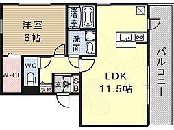 武庫之荘駅 8.4万円