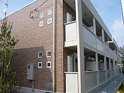 千葉県流山市駒木の賃貸マンションの外観