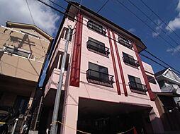 東建マンション[211号室]の外観