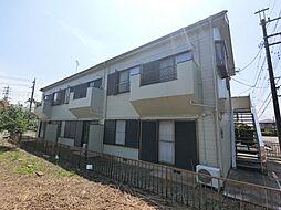 千葉県印西市木下東1の賃貸アパートの外観