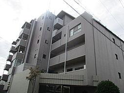 大阪府寝屋川市河北西町の賃貸マンションの外観