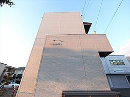 愛知県名古屋市中村区上石川町3丁目の賃貸アパートの外観