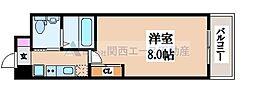 大阪府大阪市東成区東今里2丁目の賃貸マンションの間取り