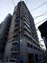 大阪府大阪市淀川区十三本町2丁目の賃貸マンションの外観