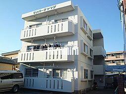 サンパークヤマダ[2階]の外観