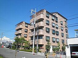 大阪府堺市西区鳳西町2丁の賃貸マンションの外観