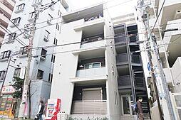 埼玉県川口市並木2丁目の賃貸マンションの外観