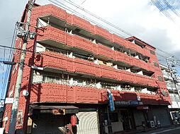 清本ハイツ[4階]の外観