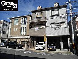 [一戸建] 大阪府大東市灰塚4丁目 の賃貸【/】の外観