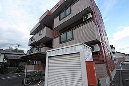 広島県福山市北本庄1丁目の賃貸マンションの外観