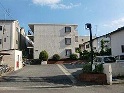 神奈川県大和市深見東1丁目の賃貸マンションの外観