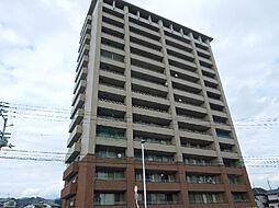 愛媛県松山市平井町の賃貸マンションの外観