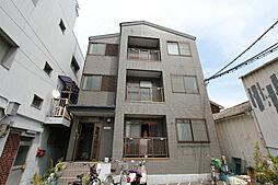 大阪府大阪市西淀川区大野3丁目の賃貸マンションの外観
