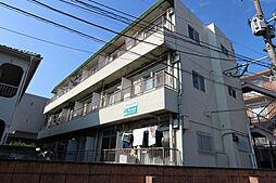 福岡県福岡市城南区西片江1丁目の賃貸マンションの外観