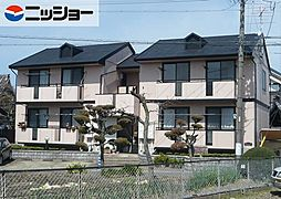 ルミエール小田井[1階]の外観