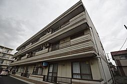 千葉県船橋市行田1丁目の賃貸マンションの外観