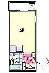 サンパレス21高座[2階]の間取り