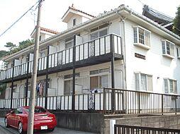 ベルゾーネ益浦[1階]の外観