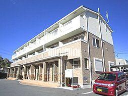 三重県伊賀市問屋町の賃貸アパートの外観