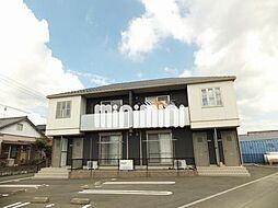 ルミエール和田[1階]の外観