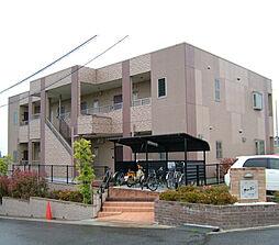 愛知県名古屋市緑区水広2丁目の賃貸アパートの外観
