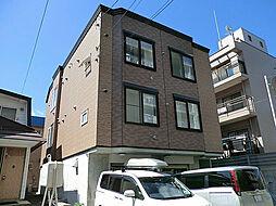 サンピア福住1−3[2階]の外観